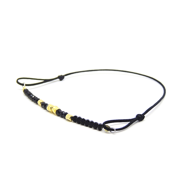 Pulsera Black gold